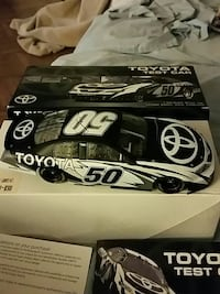 Toyota 2007 campy scale model