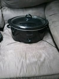 black Crock-Pot slow cooker Raceland, 70394