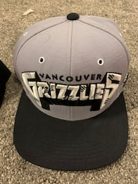 Vancouver Grizzlies and Toronto Huskies hats Calgary, T3A 4S8