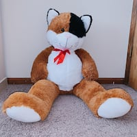 big cat stuffed animal Omaha, 68138