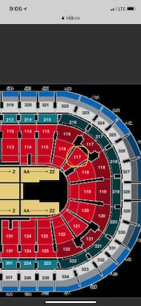 Sam Smith ticket june 19th centre bell MONTREAL