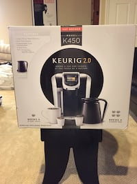 Keurig NEW IN BOX Centreville, 20120