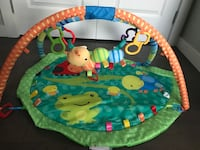 Bright starts infant play gym Edmonton, T6X 0X6
