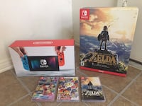 Nintendo Switch Bundle 32GB WASHINGTON