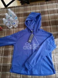 NEW womans addidas clima warm hoodie Mississauga, L5A 3X2