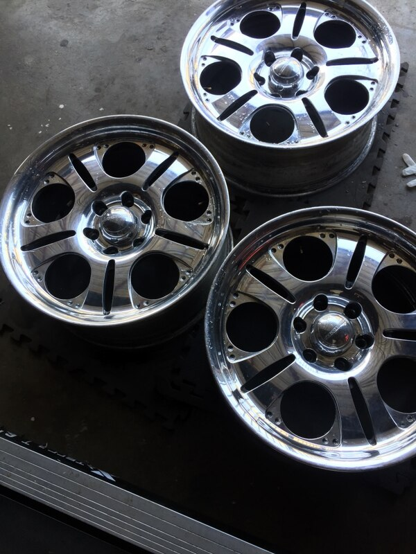 8a7698e75347 Used Chevy gmc centerline rims 20s for sale in La Puente - letgo