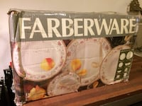 Farberware  china 68 piece for 12, new. Surprise, 85379