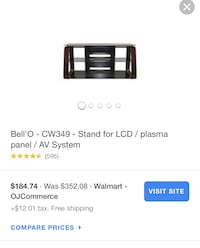 TV stand Tampa, 33634