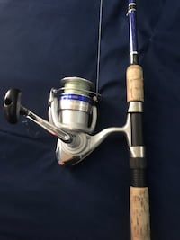7ft MH Diawa open face combo  Norfolk, 23518