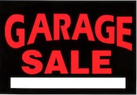 Garage Sale Saturday June2- Sunday June3 Toronto