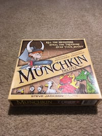 Munchkin Deluxe, Game Changers & other expansions 12 km
