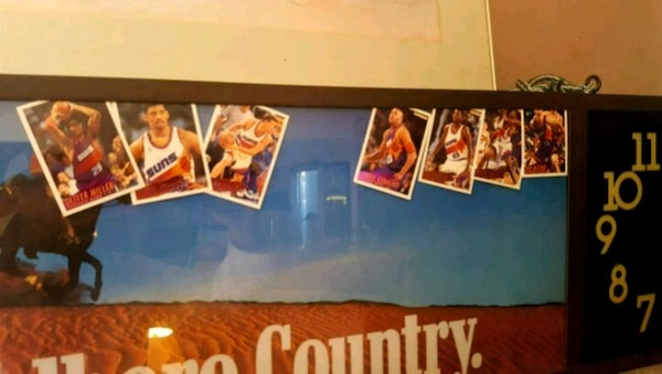 1993 Phoenix Suns roster basketball cards