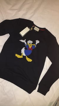 Sweat Gucci Donald Duck taille S/M