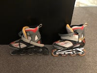 Rollerblades in brand new condition size 4 US Burnaby, V3N