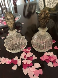 Vintage Perfume Decanters$80 For Both Gainesville, 20155