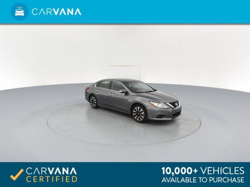 2018 *Nissan* *Altima* 2.5 SL Sedan 4D sedan Gray 8