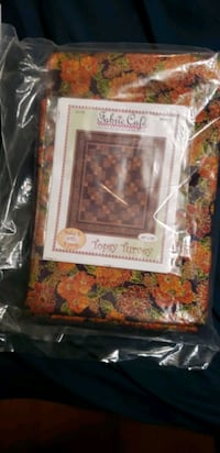 Topsy Turvy Quilt Kit Capitol Heights, 20743