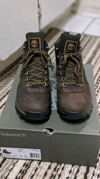 Timberland Boots (NEW)
