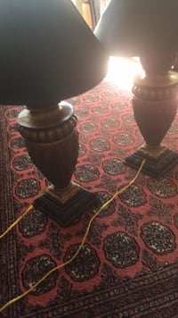 Two lamps in good condition  22 km