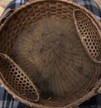 Vintage Porcupine Sewing Basket 1930-1940. Best Offer Takes 296 mi
