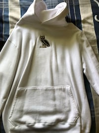 White OVO Hoodie XL (stitched) Cambridge, N3H 3L8