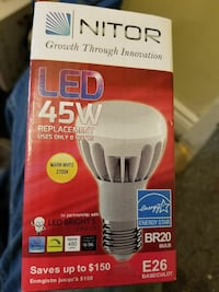 Top of the line led bulb Vaughan, L4L 3Z2