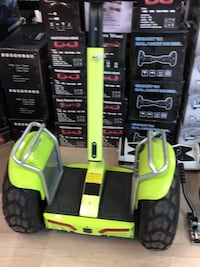 Off Road Segway Dirt Rider 42.5 miles on a single charge Las Vegas, 89103