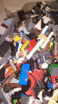 Lots of lego pieces for sale Toronto, M8X 1B5