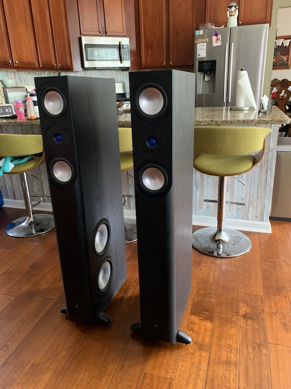 High End Speakers >> Sapphire Audio St3 High End Speakers