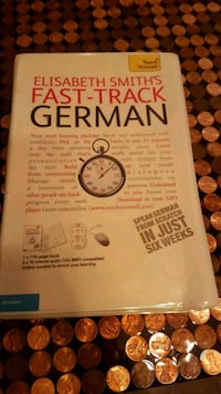 Elisabeth Smith's Fast-Track German