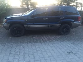 2001 Jeep Grand Cherokee 3.1 LIMITED
