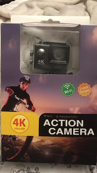 Brand new 4K ultra HD action camera Laval, H7W 5L9