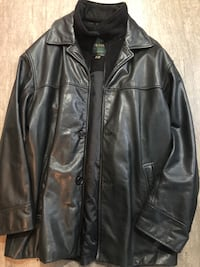 Authentic Danier men's leather jacket Toronto, M2J 1E4