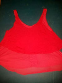 red tank top Windsor, N8X 2Z6