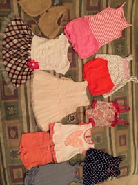 Girls 18mo- 24mo Clothes, 14 items- Excellent Condition!!
