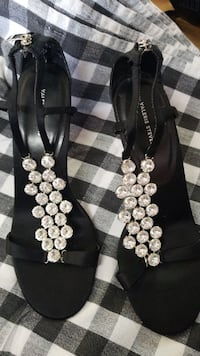black and white beaded necklace Little River, 29566