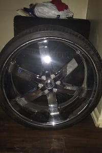 "26"" tires and rims Jackson, 39212"
