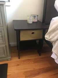 TWO End Tables / Nightstands New York, 10031