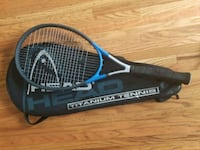 blue and black tennis racket Coquitlam, V3J 6B2