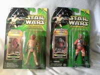 Power of the Jedi action figures Star Wars Brampton