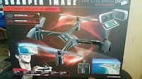 Sharper Image quad copter drone package
