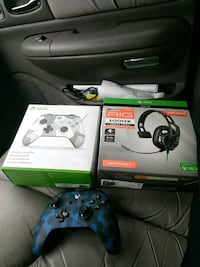 Xbox 1 stuff Suitland-Silver Hill, 20746