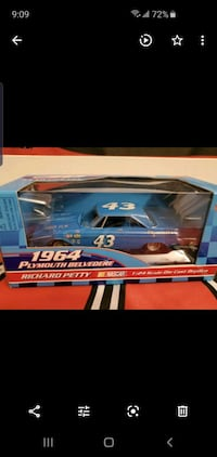 Richard Petty  Knoxville, 37917