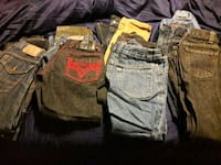 Boys pants $50 for all 14 pair Bakersfield, 93307