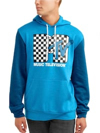 MTV Licensed Graphic Hoodie Mount Airy, 21771