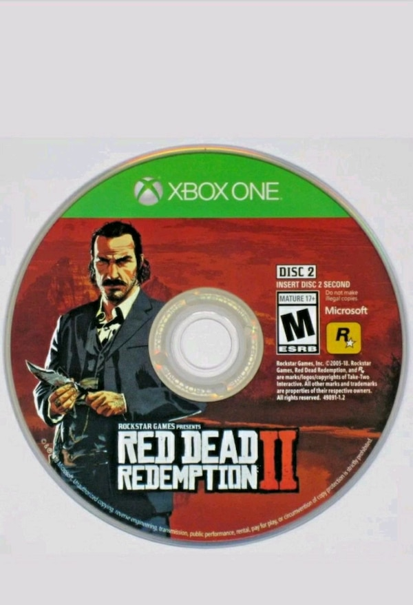 how to download red dead redemption 2 two discs