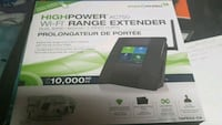 Amped wireless wifi extender Brampton, L6X