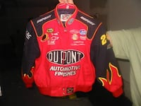 red and black Jeff Gordon  jacket Greater Napanee, ON, Canada