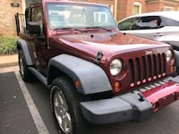 2008 Jeep Wrangler Fairfax, 22031