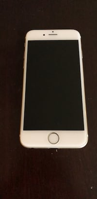 Gold iPhone 6 - 128g